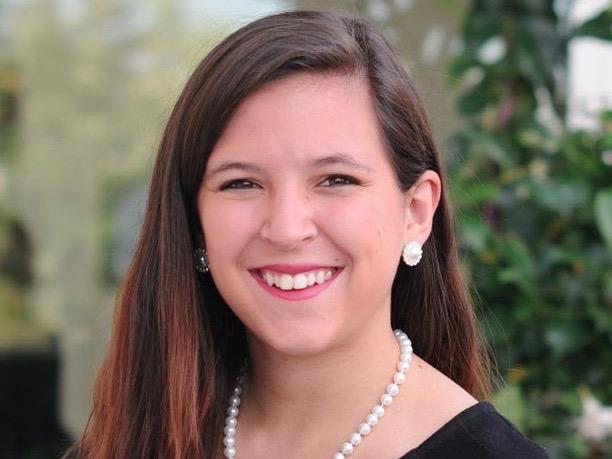 Photo of graduate, Elizabeth Badskey
